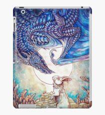 The Dragon & The Rabbit iPad Case/Skin