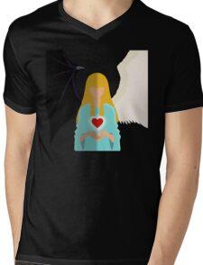 Yu-Gi-Oh! - Change Of Heart Mens V-Neck T-Shirt