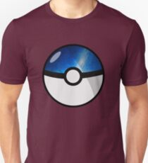 Space Pokeball Unisex T-Shirt