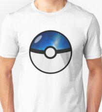 Space Pokeball Unisex T-Shirt