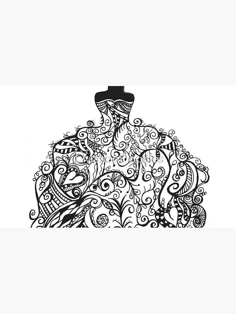 The Dress by LMasonDoodles