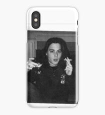 Young Johnny Depp iPhone Case/Skin