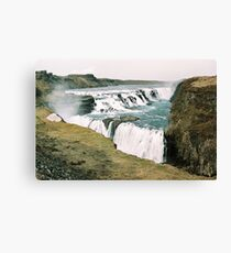 The Power of Gravity Canvas Print