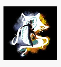 THE LEGEND OF KORRA Photographic Print