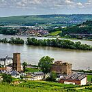 Boosenburg and Brömserburg Castles by Tom Gomez