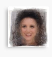 Elaine Benes from Seinfeld Canvas Print