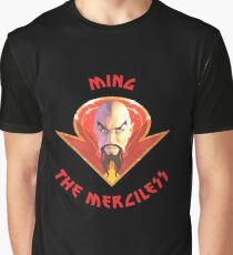 Ming the Merciless - Solo Red Variant  Graphic T-Shirt
