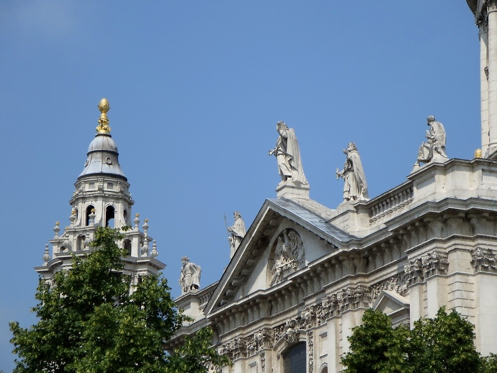 St. Paul's Cathedral by TheOkapi