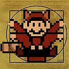 « Mario de Vitruves » par ZackHitori