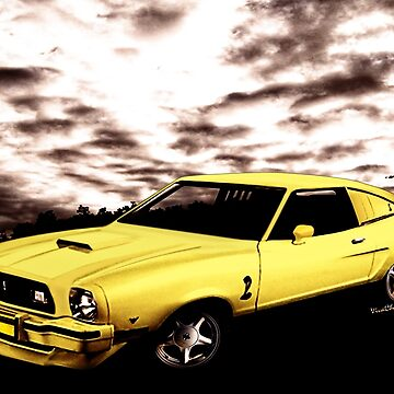 Mustang II Cobra II - Second Generation 1973-1978 by ChasSinklier
