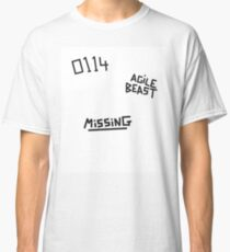 Arctic Monkeys Drum Kit Shirt Classic T-Shirt
