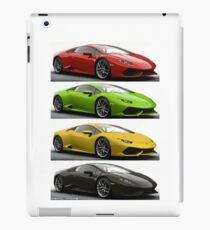 Four Lambo iPad-Hülle & Klebefolie