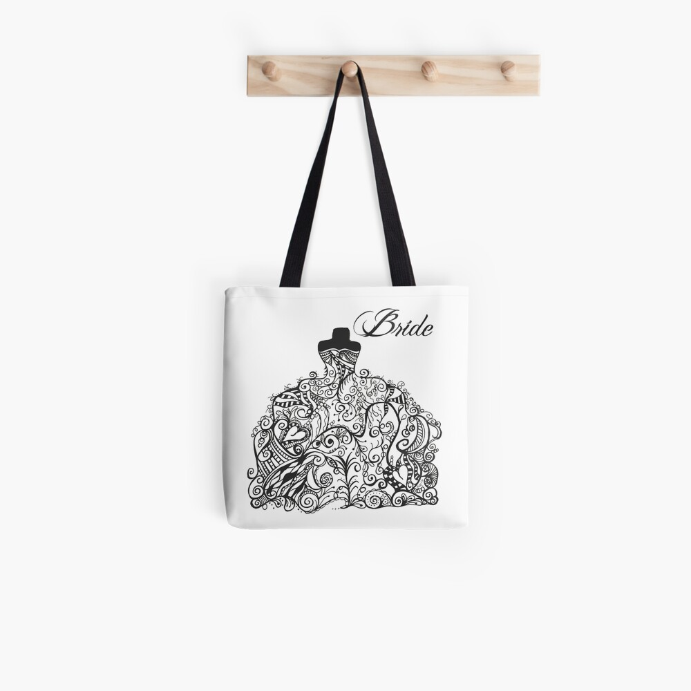 For the Bride! Tote Bag