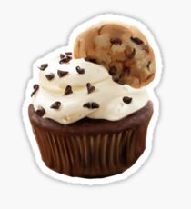 Cookie cupcake Sticker