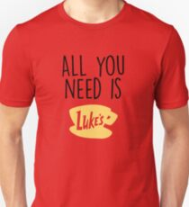 Gilmore Girls - All you need is Lukes Unisex T-Shirt