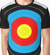 Archery target Graphic T-Shirt
