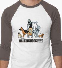 Walker Men's Baseball ¾ T-Shirt