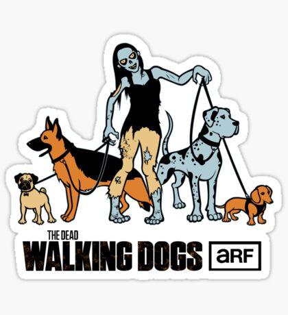 Walker Sticker