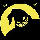 Boogeyman from Nightmare Before Christmas by Explicit Designs