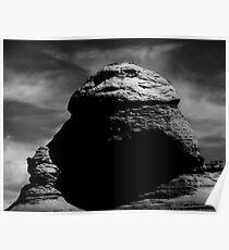 Entrada Sandstone Formations Poster
