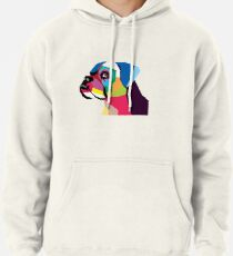 boxer  Pullover Hoodie