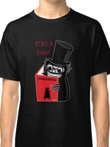 Read a Book with Mr. Babadook Classic T-Shirt