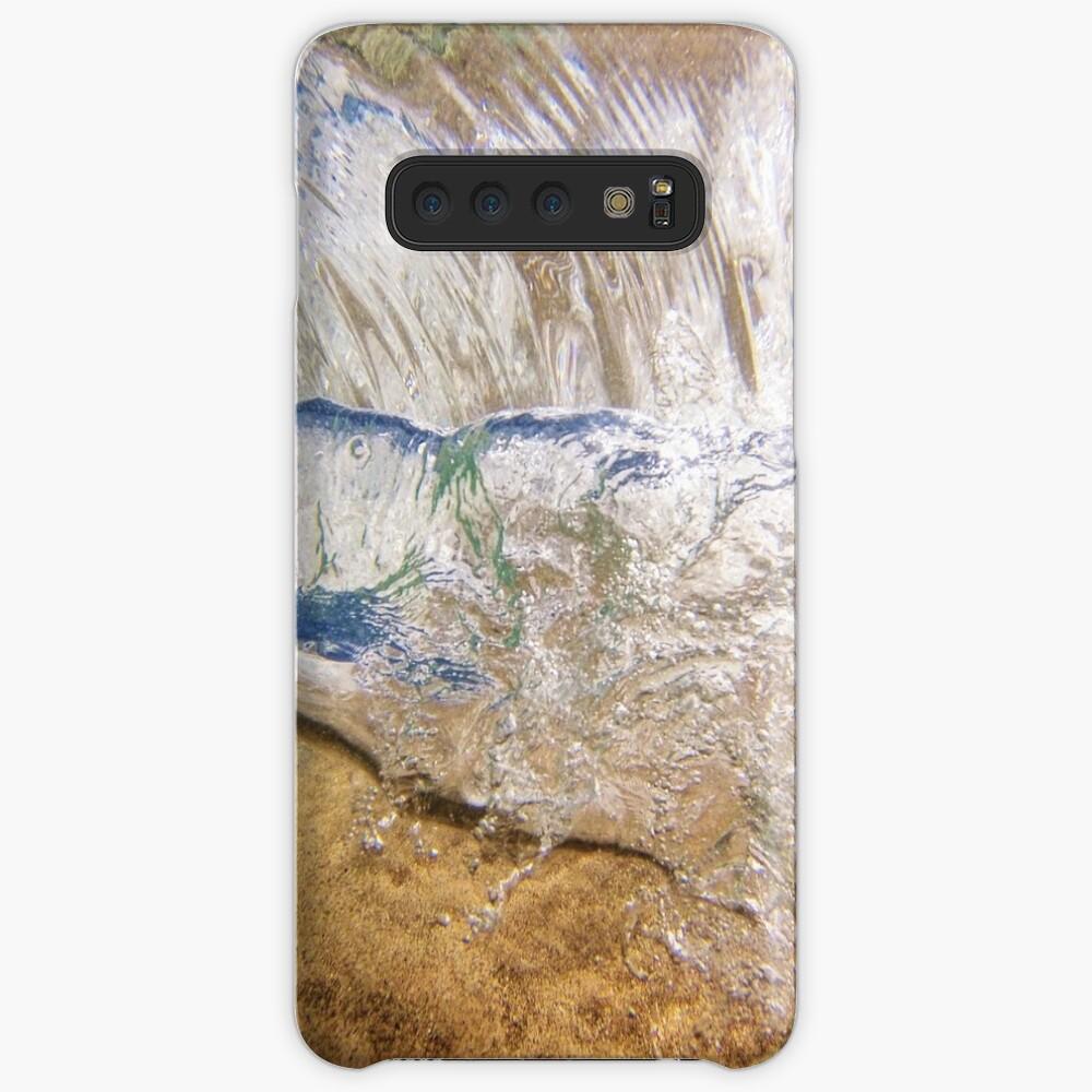 Wave Slam Funda y vinilo para Samsung Galaxy
