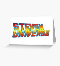 Back to the Futurniverse Greeting Card