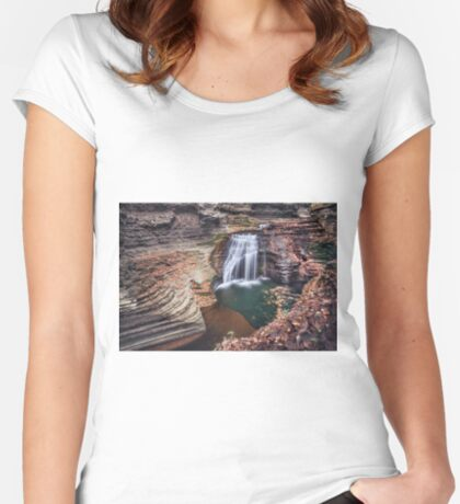 Neverending Women's Fitted Scoop T-Shirt
