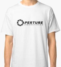 Portal 2: Aperture Science Logo Classic T-Shirt