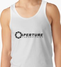 Portal 2: Aperture Science Logo Tank Top