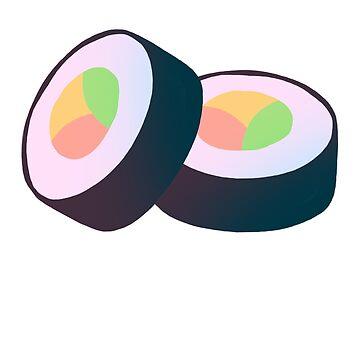 Sushi by HappyApple