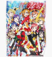 Love Live School Idol Posters | Redbubble