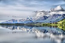 Somewhere near Haines, AK. by Vickie Emms