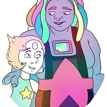 Bismuth and Pearl by Phantost
