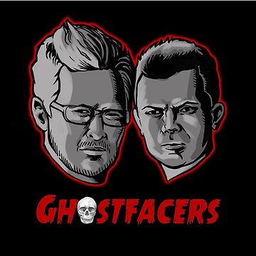Ghostfacers by MontyBorror