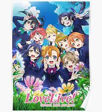 Love Live! Season 2 Poster Poster