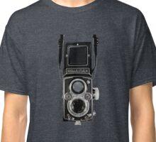 Vintage Rolleiflex Automat MX-EVS Model K4B Twin Lens Film Camera Classic T-Shirt