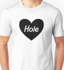 Hole - Edited Logo T-Shirt