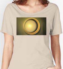 Partial Eclipse Women's Relaxed Fit T-Shirt