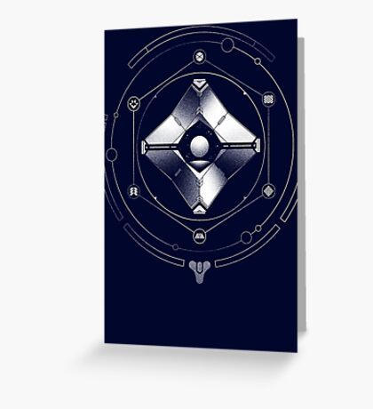 FATE OF THE GUARDIAN Greeting Card