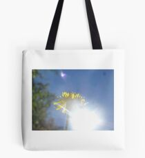 The Year of the Dandelion  Tote Bag