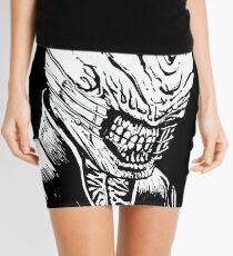 Hellraiser Cenobite Chatterer Mini Skirt