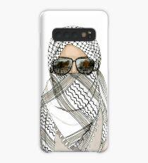 Woman in Keffiyeh Case/Skin for Samsung Galaxy