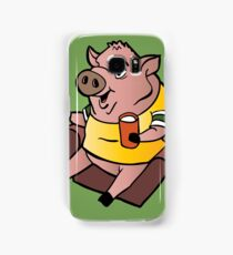 The Sports Pig Samsung Galaxy Case/Skin