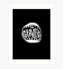 The Growlers Art Print