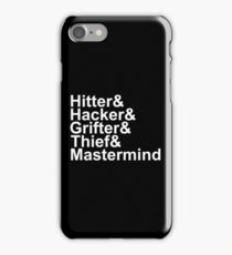 They Provide Leverage iPhone Case/Skin