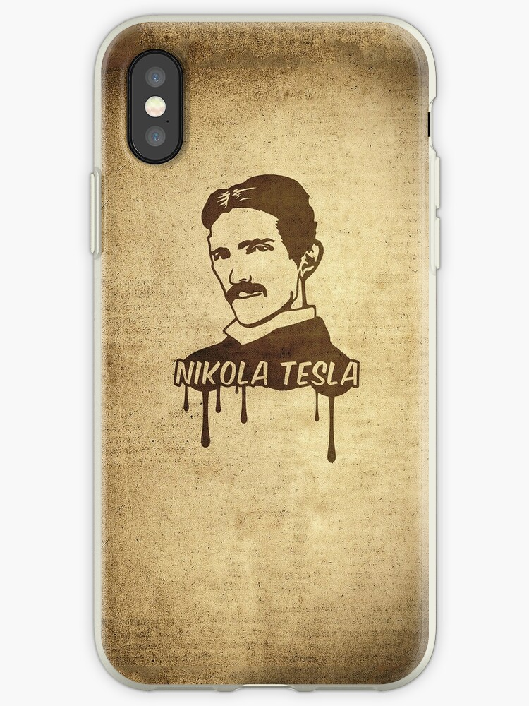 Nikola Tesla  von badbugs