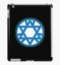 Iron Man Logo Redesign iPad Case/Skin