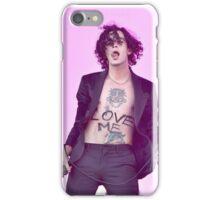 Matty Healy Love Me iPhone Case/Skin